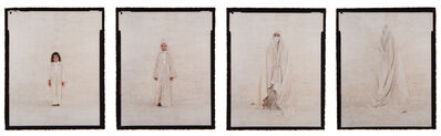 Lalla Essaydi, 'Converging Territories #21', 2004