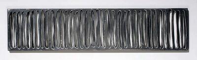 Carolina Sardi, 'Metal Layered Box with Lines', 2007