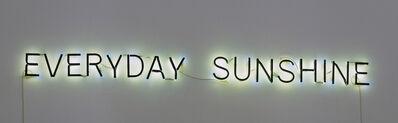 Alicia Framis, 'Everyday sunshine ', 2017