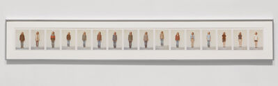 Charles Ray, 'All My Clothes', 1973