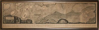"""Giovanni Battista Piranesi, '""""Pianta Delle Fabbriche Esistenti A Villa Adriana""""', 1781"""