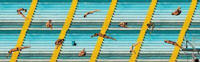Mario Arroyave, 'Timeline Divers I', 2013