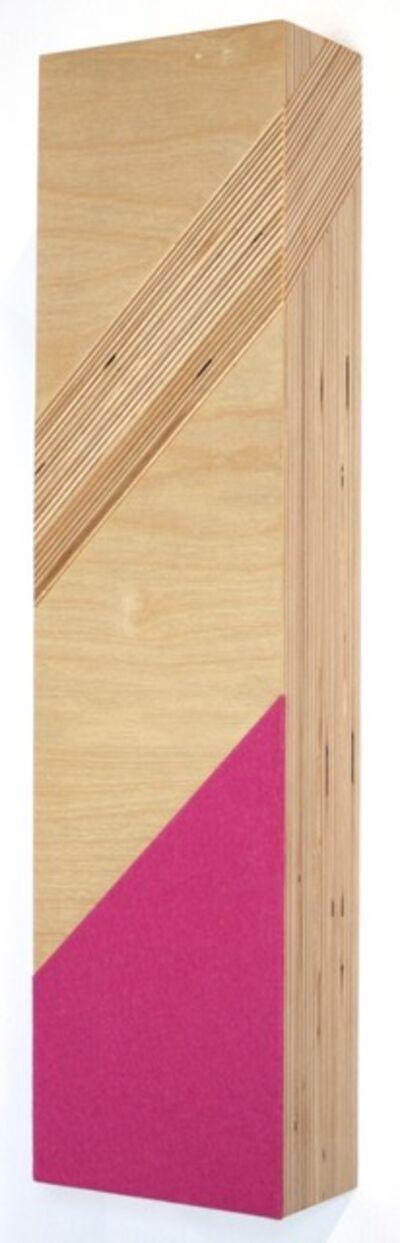 Kate Carr, 'Diagonal Block 1', 2012