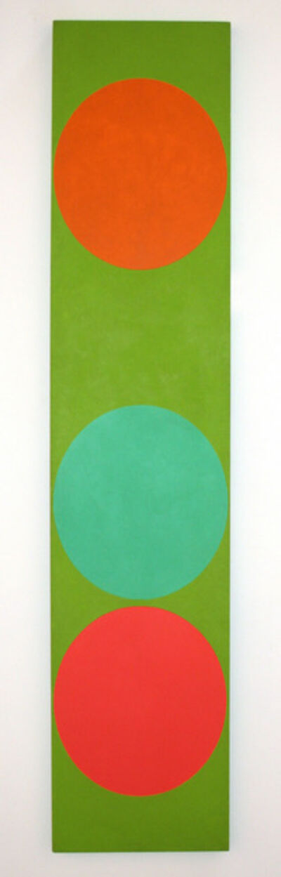 Oli Sihvonen, '3 on Green (116)', 1963