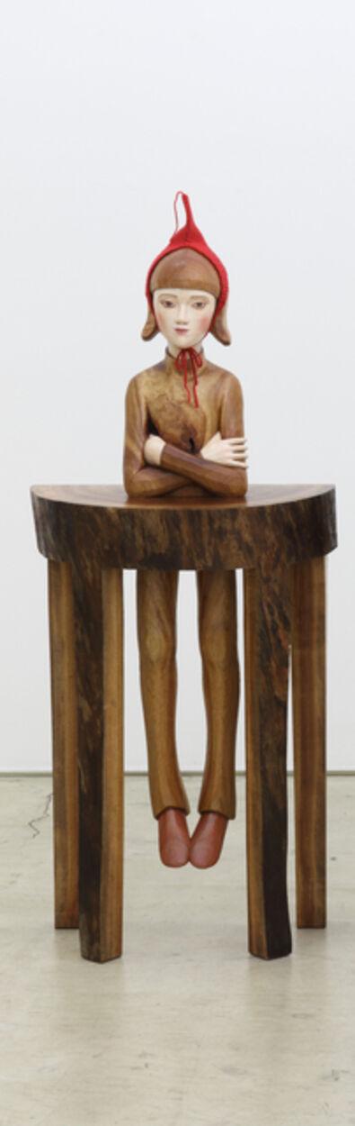 Tanada Koji, 'desk boy - Sun', 2015