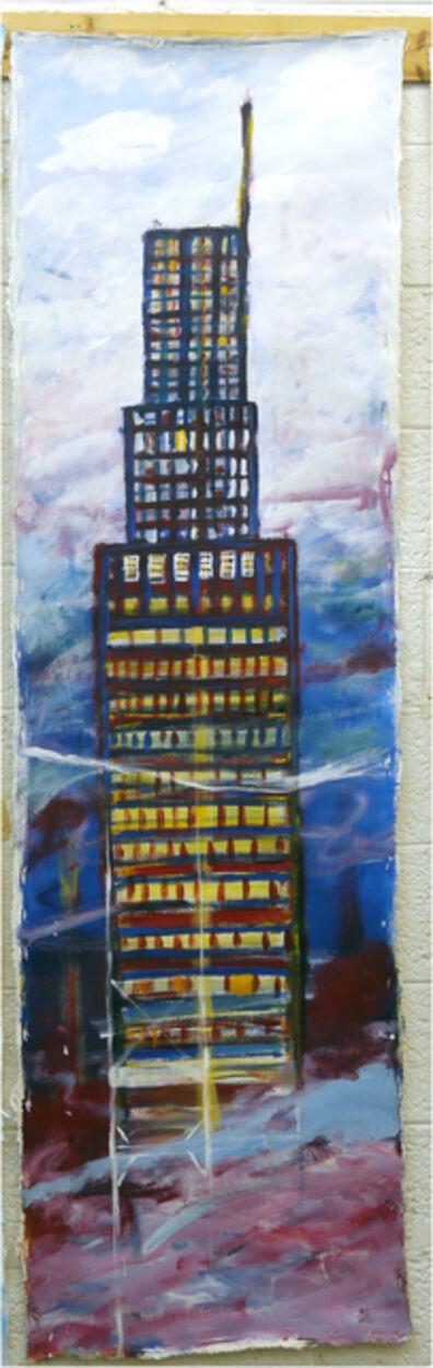 Zamir Shatz, ' Tower A1', 2012