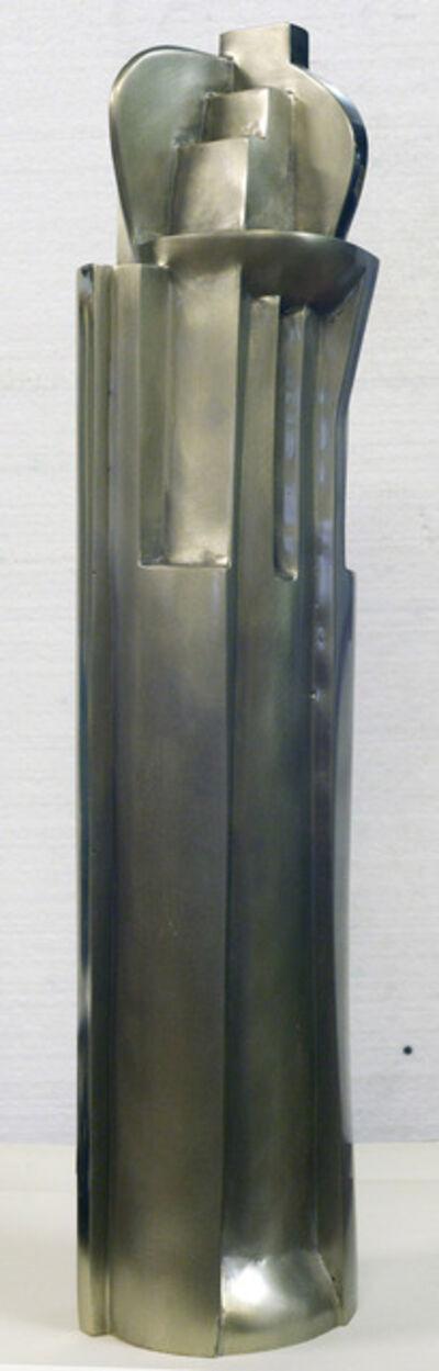 Dia Azzawi, 'Kinda Obelisk', 2004