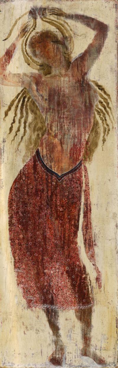Merab Abramishvili, 'Sweetheart of traveler Athanasius Nikitin'