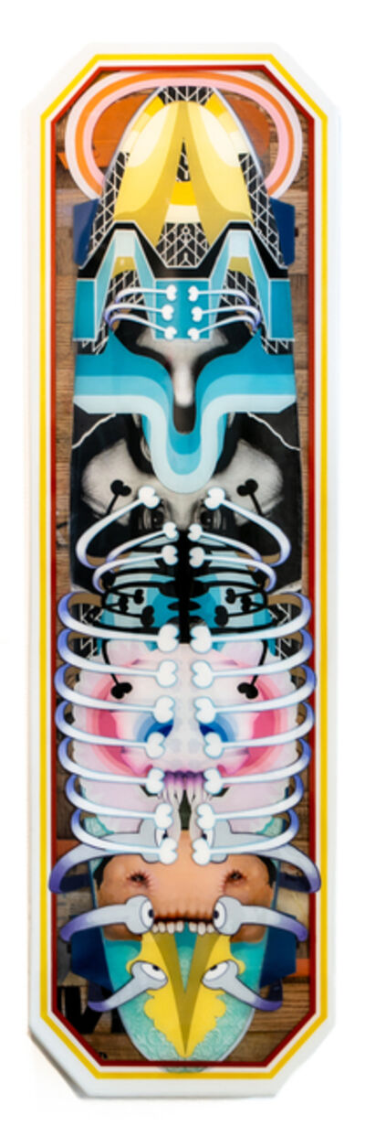 Adam Crawford, 'Long Board #2', 2019