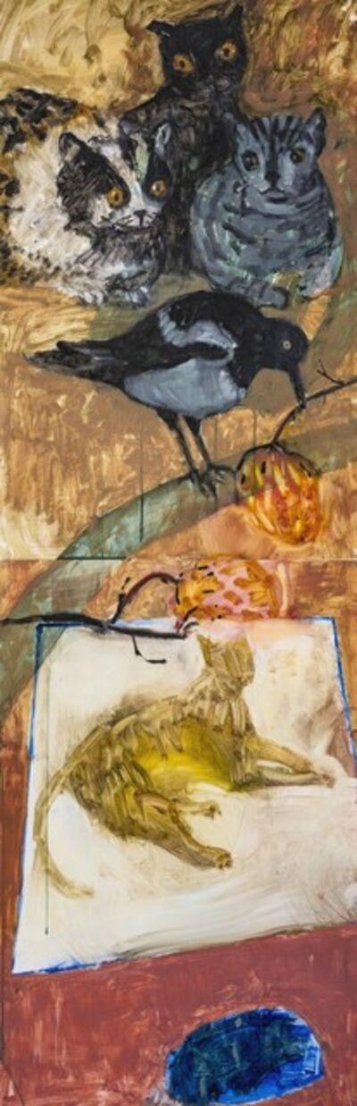 Mary Vernon, 'Study After Goya', 2020