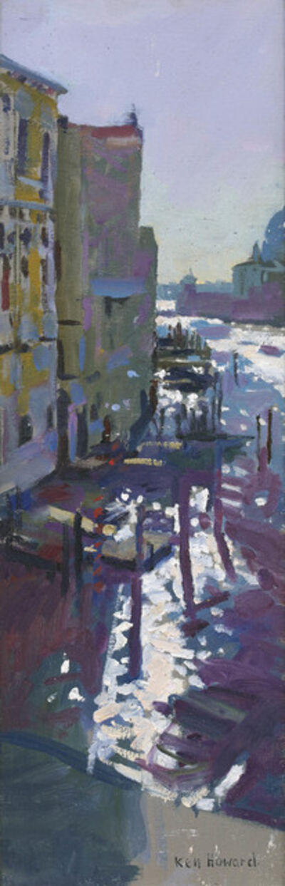 Ken Howard, 'From the Accademia Bridge, Morning Light', 2017