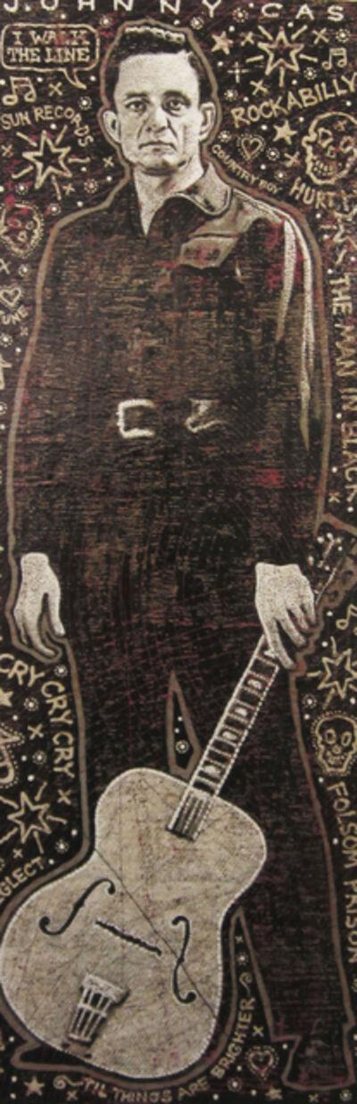 Jon Langford, 'Long Tall Cash'
