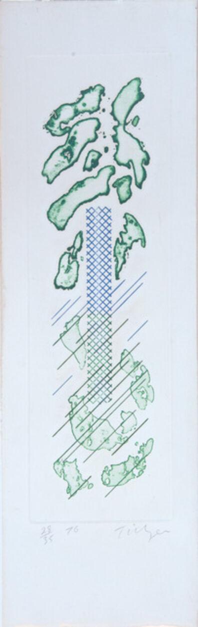 William Tillyer, 'Untitled', 1976
