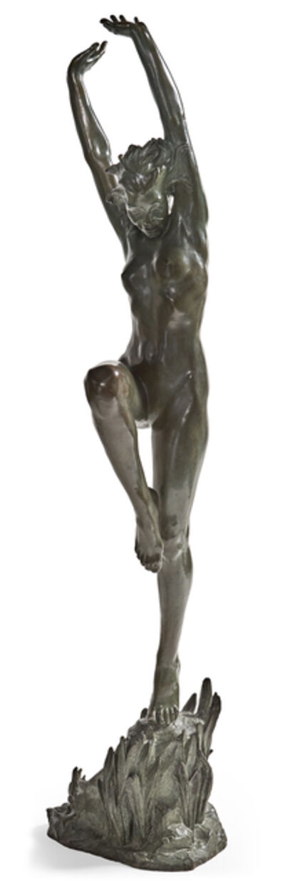 Harriet Whitney Frishmuth, 'Joy of the Waters', 1917