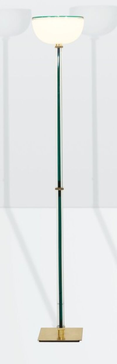 Venini, 'a Tolboi floor lamp in hand-blown glass', ca. 1990