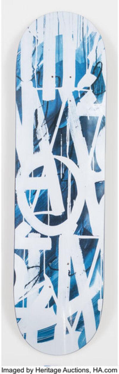 RETNA, 'Blue Deck', 2018