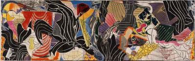 Frank Stella, 'The Fountain', 1992