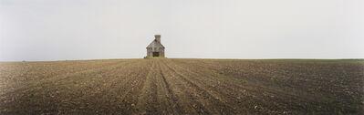 Stuart Klipper, 'Cornfield Shed, Webster County, Iowa', 2003