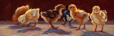 Cheri Christensen, 'Scattered Chicks ', 2018
