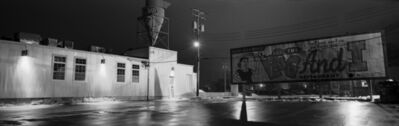 Chris Faust, 'The Egg and I Parking Lot and Sign, Minneapolis, Minnesota', 2000