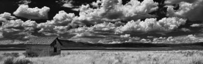 Cody S. Brothers, 'Black & White, Panoramic Photography: 'Harbeck Ranch, NV'', 2018