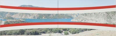 James Hyde, 'Red & Tan Reservoir', 2013