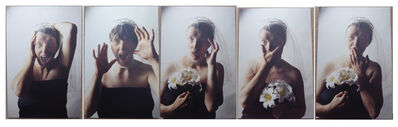Jo Spence, 'Photo Therapy: The Bride', 1984