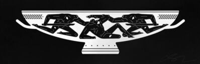 Cleon Peterson, 'Kylix - White', 2018