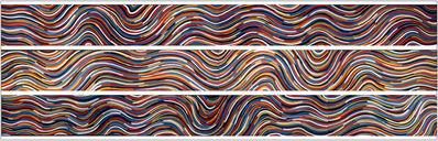 Sol LeWitt, 'Irregular grid', 1996