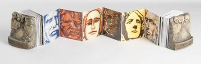Mel Ziegler, 'Book of Many Faces (Mount Rushmore)', 2014