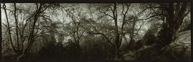 Josef Sudek, 'Panoramic view of oPrague', 1971