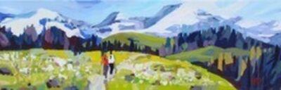 Rick Bond, 'Alpine Hike', 2019