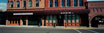 Wim Wenders, 'Street Front in Butte, Montana ', 2000
