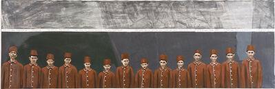 Ihsan Oturmak, 'Letter revolution I', 2015