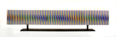 Carlos Cruz-Diez, 'Stele Horizontel 16', 2013