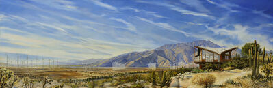 Don Stinson, 'High Desert Contemporary, West of North Palm Springs', 2017