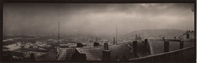 Josef Sudek, 'Untitled [Panorama of Prague]', likely 1950s
