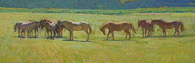 Quang Ho, 'High Pasture', Contemporary