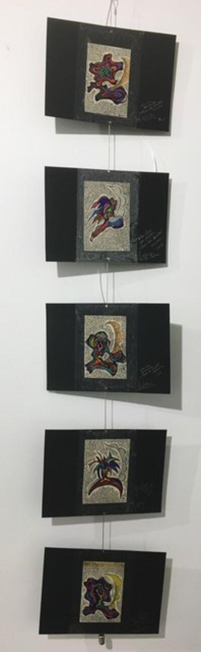Ketevan Peradze, 'Urban elfs', 2010
