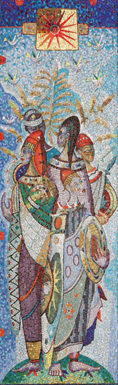 Alexis Preller, 'Mural'