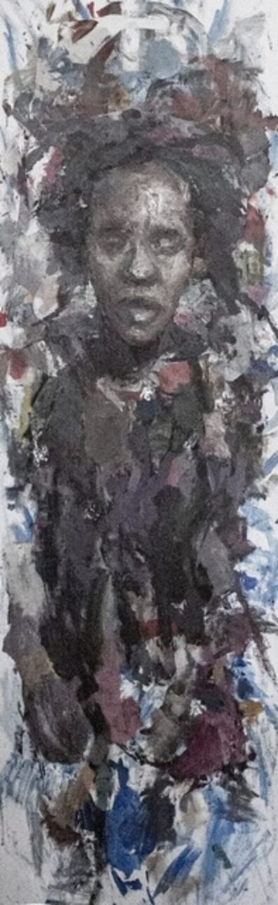 Julien Trésor Kandolo (KANDO), 'Passager', 2019