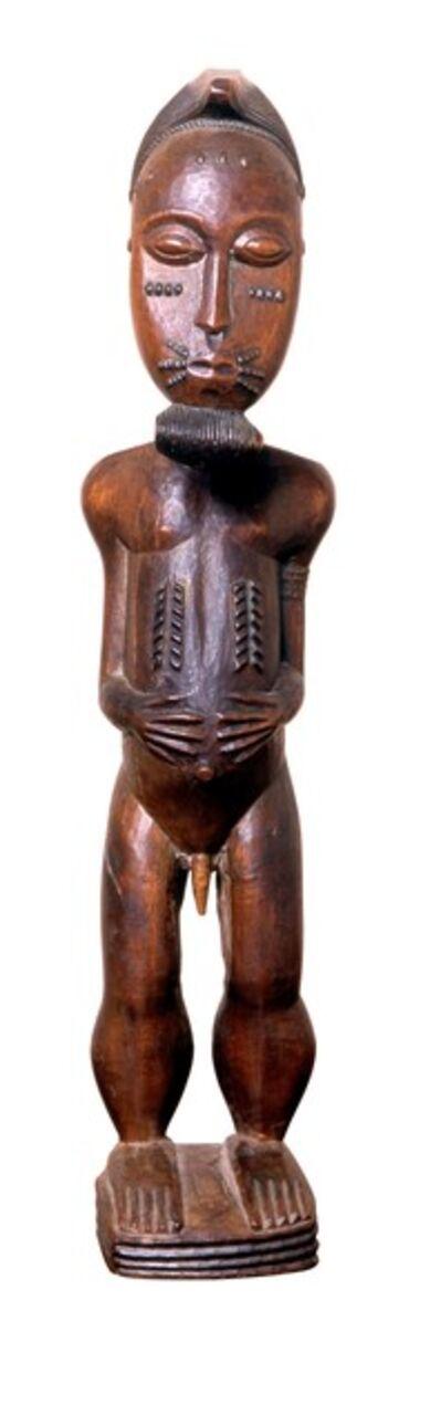 Unknown African, 'Wooden Spirit Figure', n/a