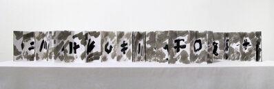 Etel Adnan, 'Looking for birds', 2013