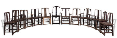 Ai Weiwei, 'Fairytale-1001 Chairs', 2007
