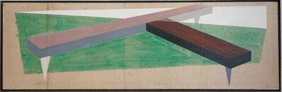 Roberto Turnbull, 'Proyecto para escultura ', 2004