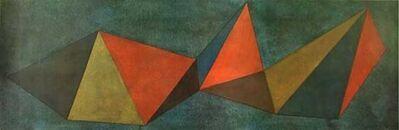 Sol LeWitt, 'Piramidi F', 1986