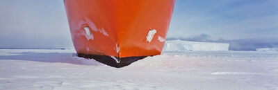 Stuart Klipper, 'Stuart Klipper Bow, RVIB Nathaniel B Palmer, Antarctica, ', 2000