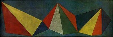 Sol LeWitt, 'Piramidi B', 1986