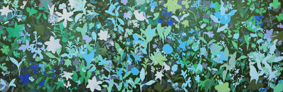 Carlyle Wolfe, 'Forget Me Nots', 2019