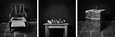 Milagros de la Torre, 'The End (Triptych) | El final (Tríptico)', 2008